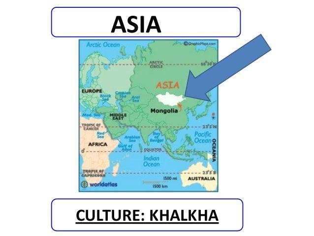 CULTURE: KHALKHA ASIA