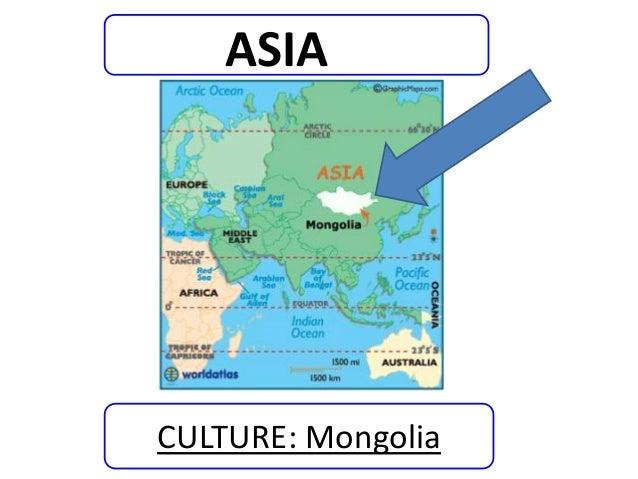 ASIA  CULTURE: Mongolia