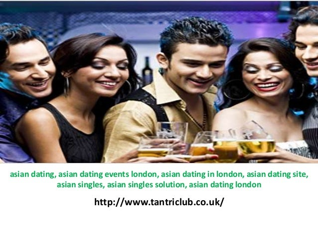 Dating events london