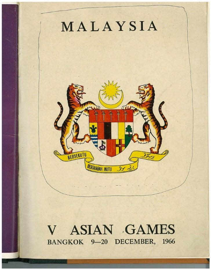 Asian Games 1966