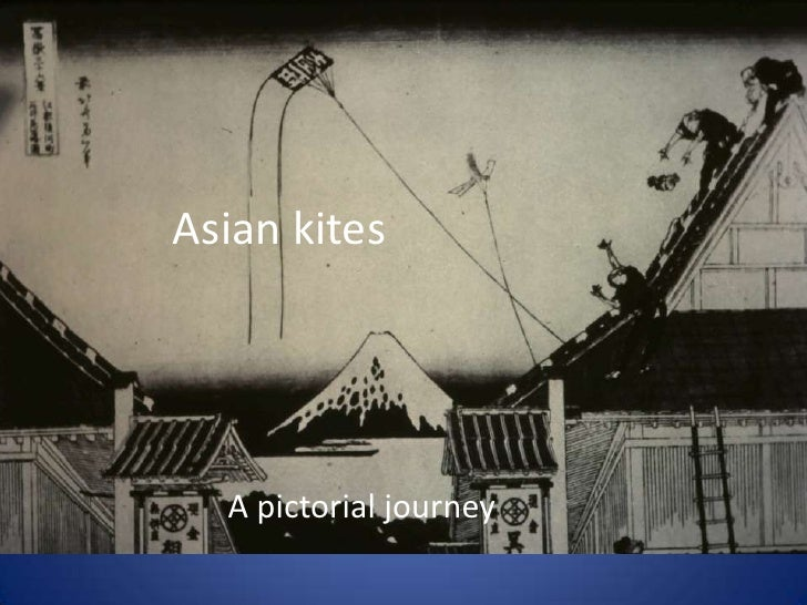 Asian kites<br />A pictorial journey<br />