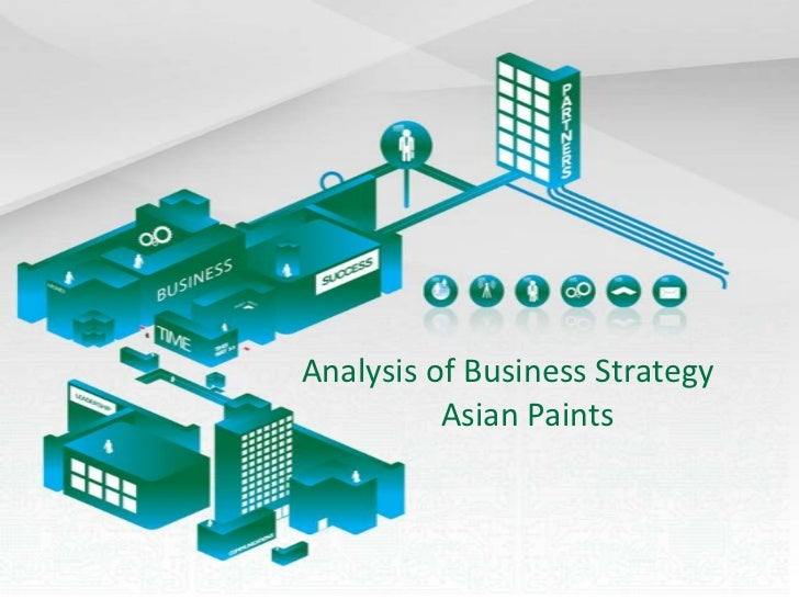 Asian Paints Business Strategy
