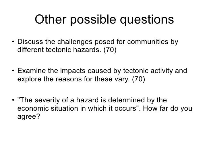Questions on the asain tusnami 2004.............?