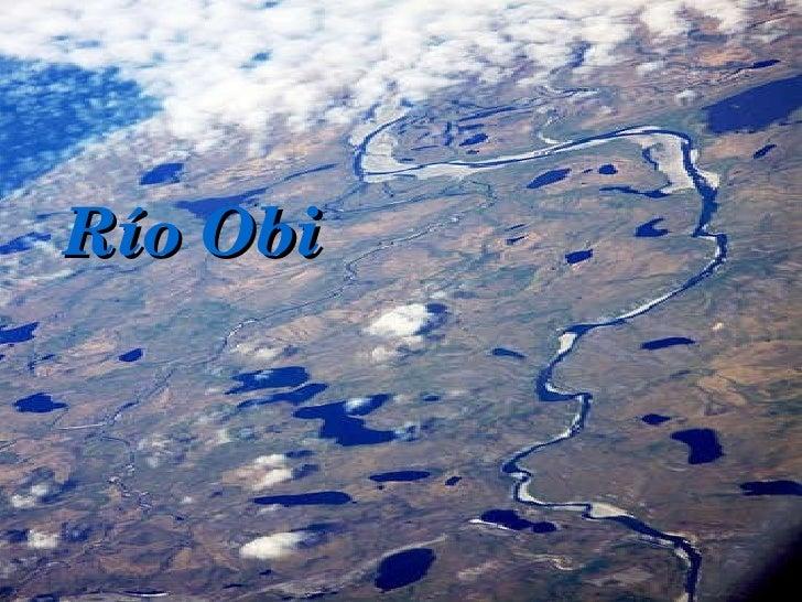 Los ríos más largos del mundo Megapost