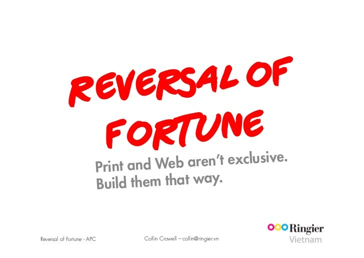 Reverse the process - Digital publishing in Asia