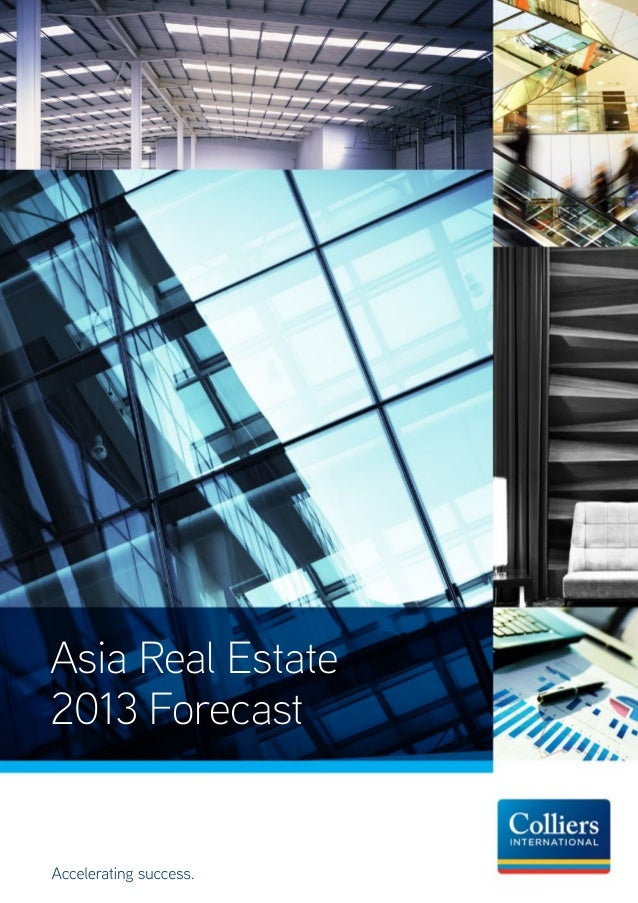 Asia Real Estate 2013 Forecast