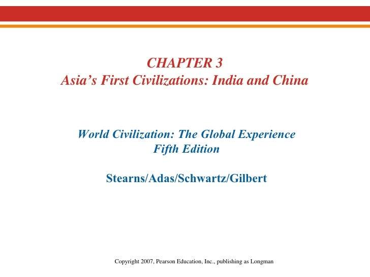 Asia's First Civilizations