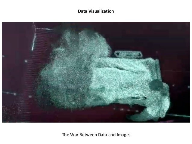 The War Between Data and ImagesData Visualization