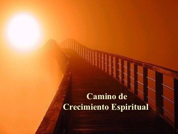 Camino de Crecimiento Espiritual