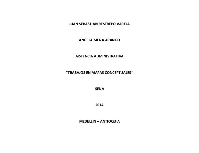 Asitencia administrativa  Juan Sebastian Restrepo Varela