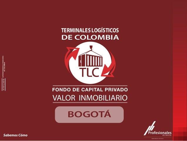 TERMINALES LOGÍSTICOS  DE COLOMBIA  BOGOTÁ