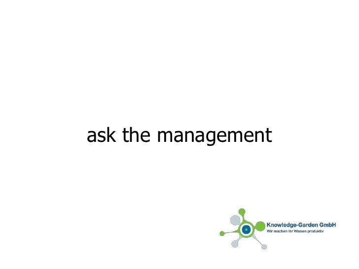 askthemanagement<br />