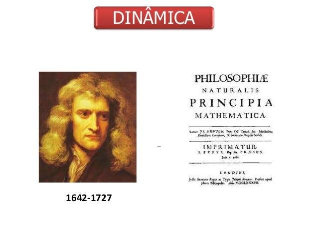 - 1642-1727 DINÂMICA