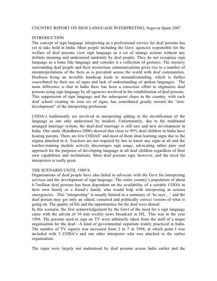 Asli India Report Segovia 07