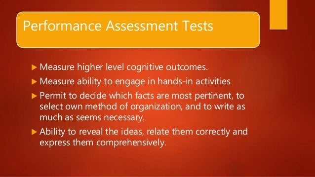 advantages of using essay tests The advantages and disadvantages of various assessment methods advantages assurance that skills tests, challenges tests or.