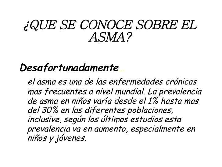 Asma Bronquial Actualizacion 2008