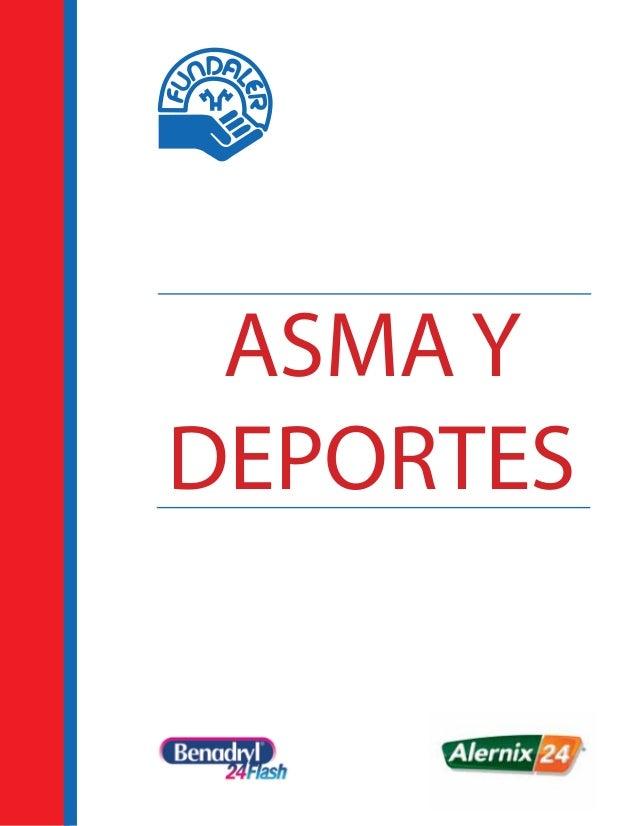 ASMA Y DEPORTES