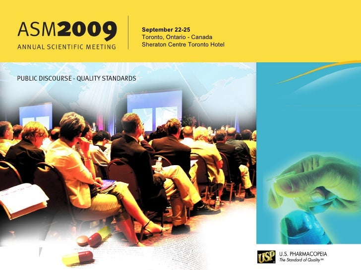 USP Annual Science Meeting - Biologics Track Preview!