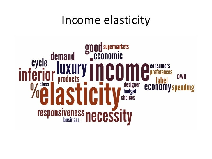 importance of elasticity demand Elasticity of demand, also called price elasticity, pertains to the way people react to price changes the greater the demand elasticity, the more sensitive people are to price changes in other words, the quantity of goods or services that consumers demand or want drops as prices rise.