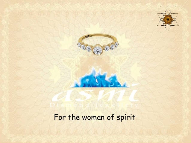 For the woman of spirit