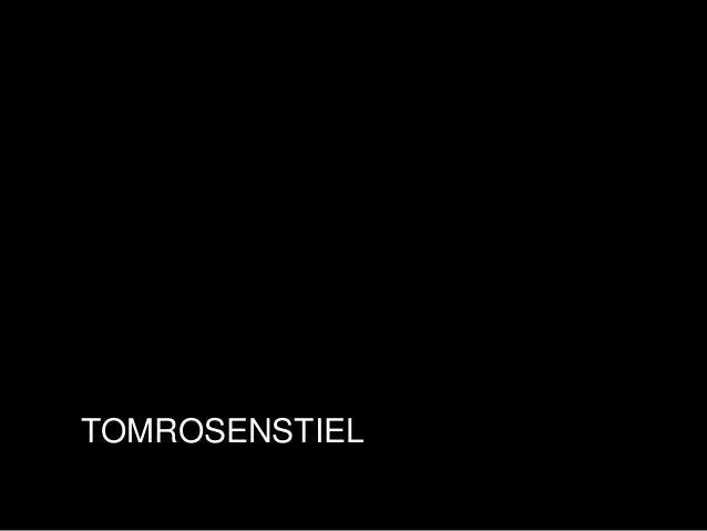 TOMROSENSTIEL