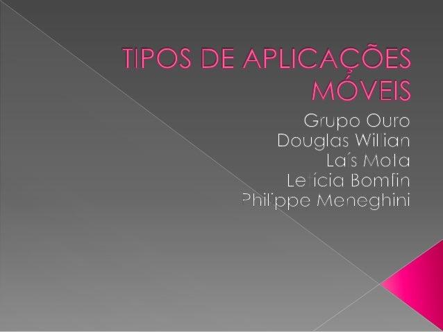 Asoso   tipos de aplicações móveis (1)