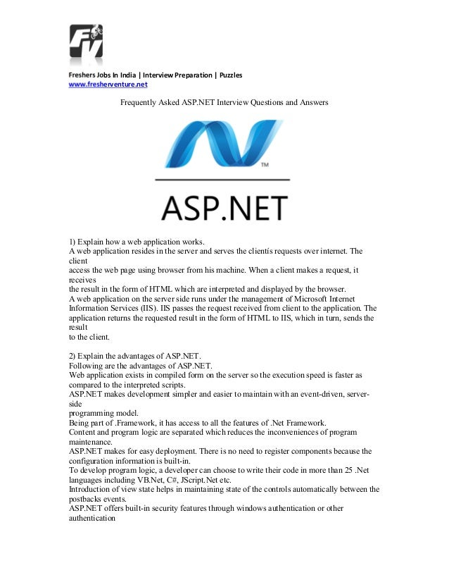 Asp.net+interview+questions+and+answers