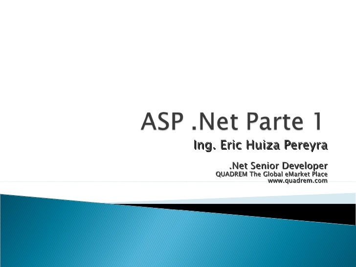 Asp .Net Parte 1