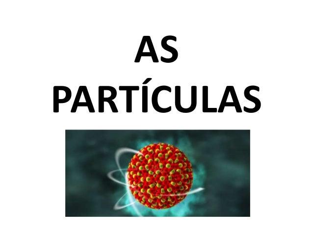 ASPARTÍCULAS