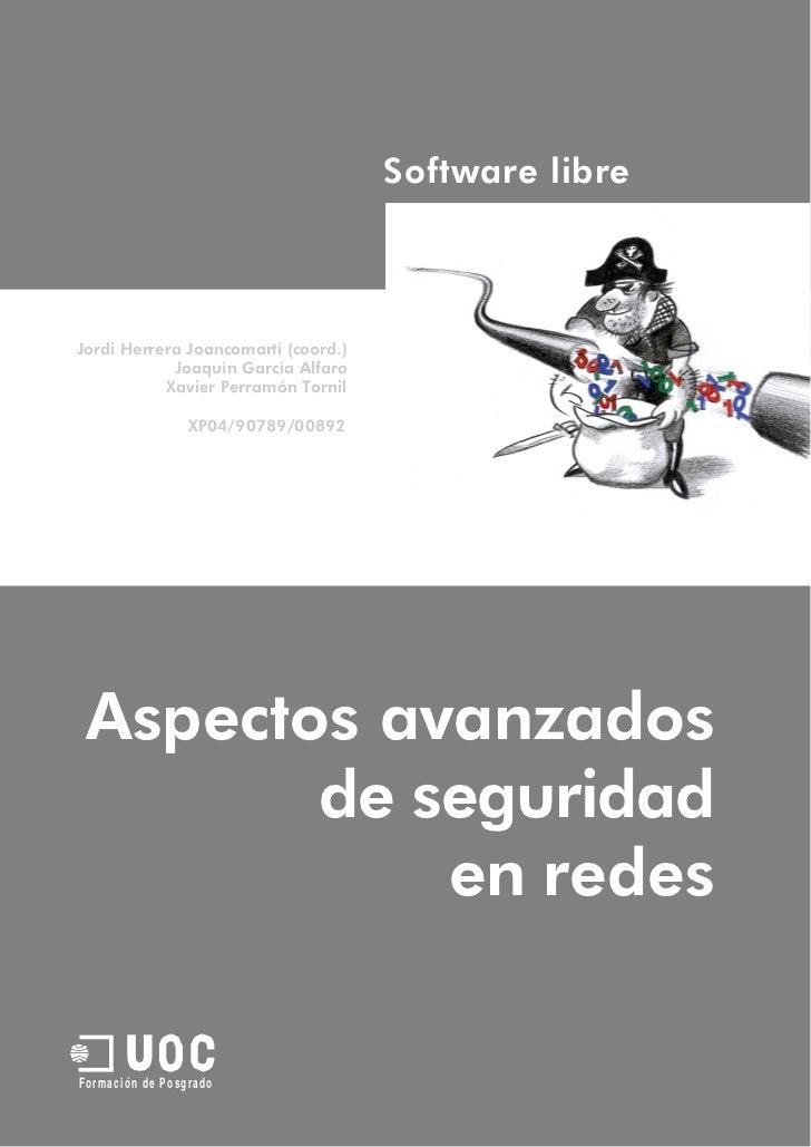 Aspectos avanzados en_seguridad_en_redes_modulospre