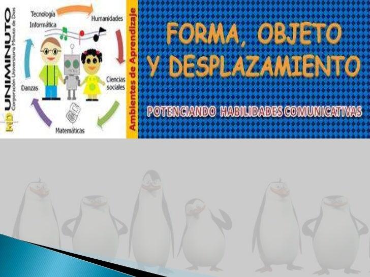     Este curso esta diseñado para estudiantes de    Quinto de primaria.   Conocerás las temáticas de Forma , Objeto Y   ...