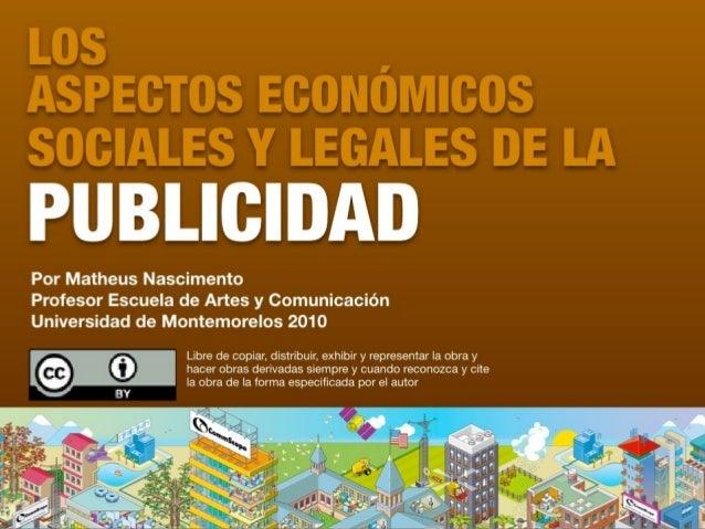 IMPACTO ECONÓMICO DE LA PUBLICIDAD
