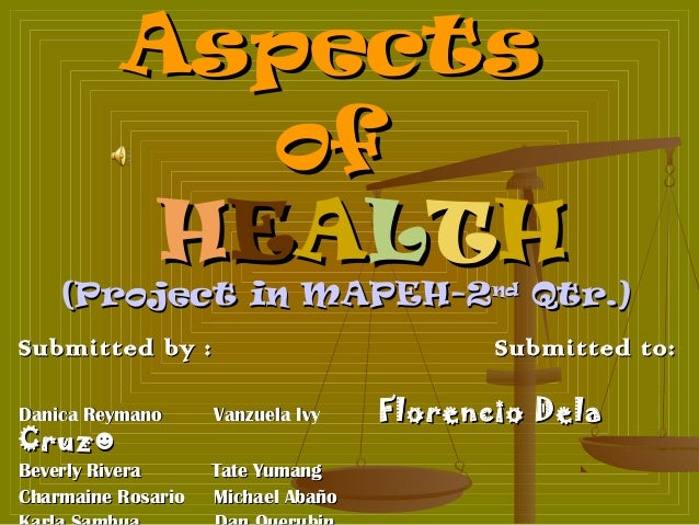 (Aspects of HEALTH)
