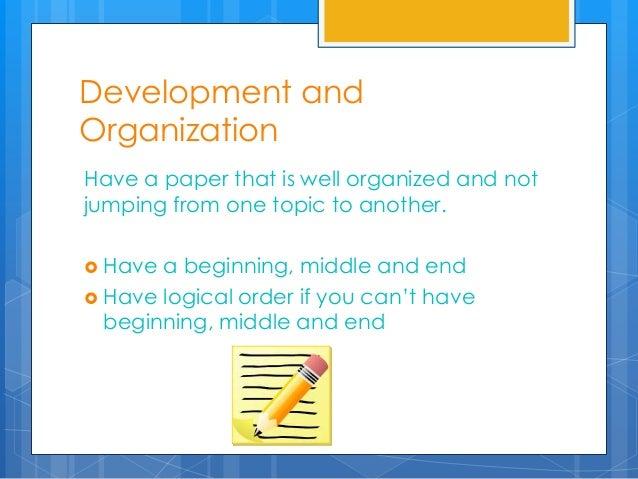 Organizational Development Strategy