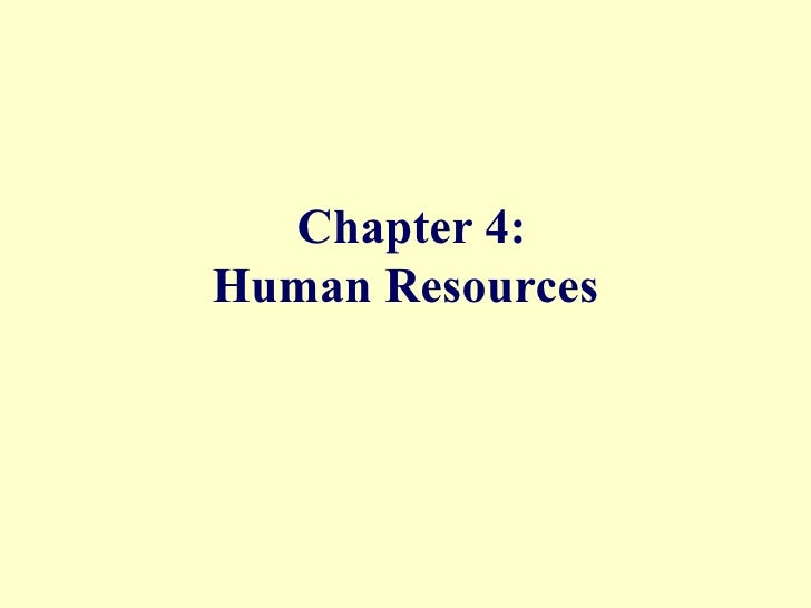 Aspects of HR