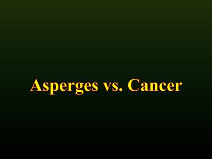 Asperges vs. Cancer<br />