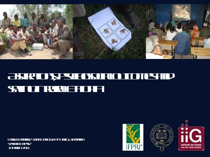 Aspirations Psychosocial Outcomes and Saving in Rural Ethiopia