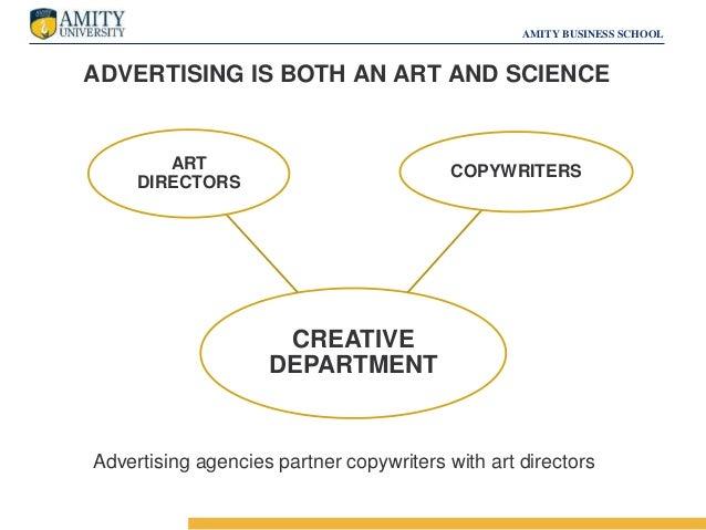 Advertising copywriters