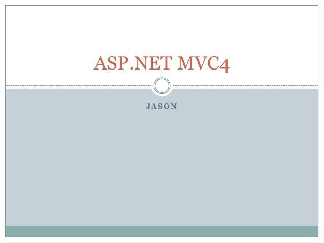 ASP.NET MVC4 JASON