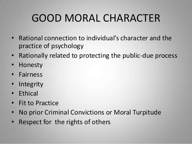 moral character A introduction b impacting moral and character development c three exemplary programs d summary and conclusions e references introduction as previously stated in the section related to desired student outcomes (huitt, 1997a), in my opinion there are three major issues in the education of young people today the first is the.