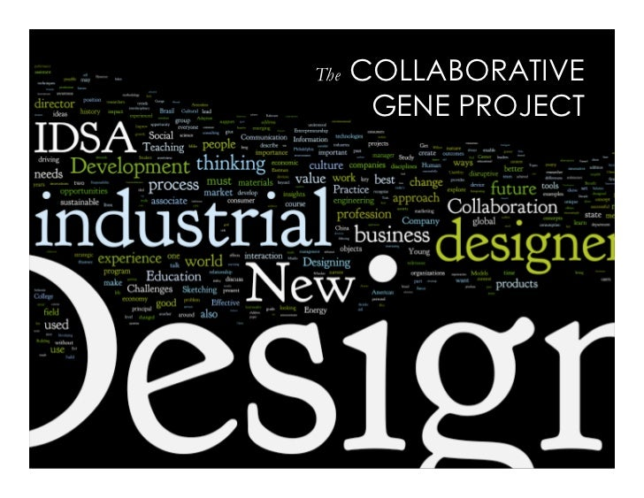 Collaborative Gene Project BETA presented at the IDSA Global Conference 2009