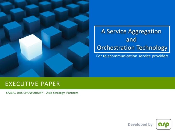 A Service Aggregation                                                           and                                       ...