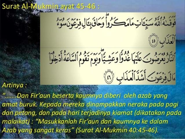 Studi Islam = Makna Iman Kepada Hari Akhir