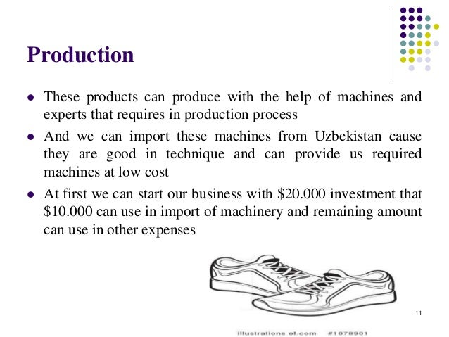 production process of shoes Raw materials nike six main materials used in all their products nike uses many materials to make all their products but there are only six main materials that make up the majority of all their products mass.