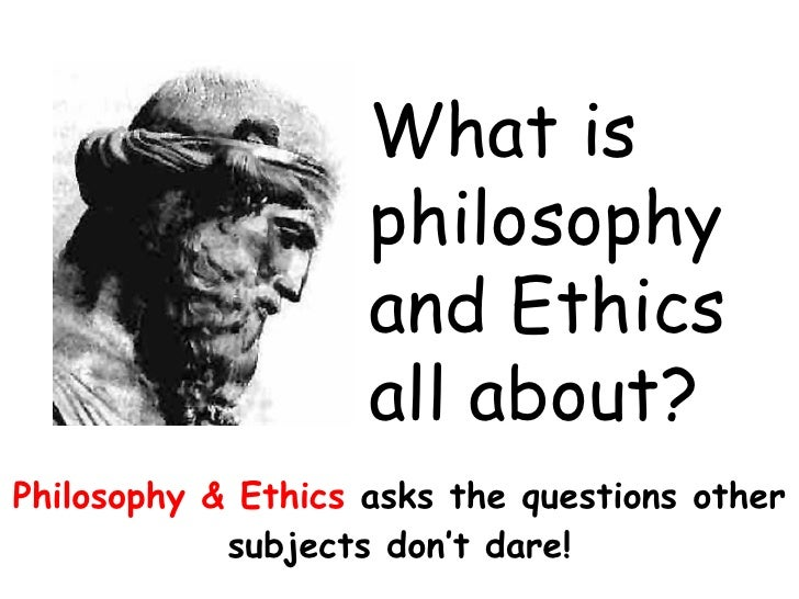 Philosophy & Ethics GCSE