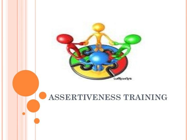 Assertiveness training   smitha