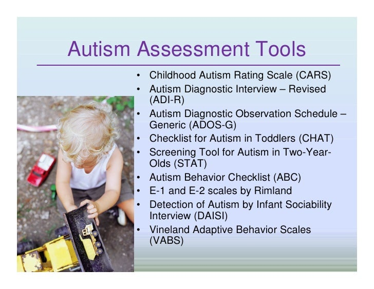 observation report for child with autism Free research that covers introduction for this observation assignment, i choose to study a six years old child clark brown who is suffering from autism.
