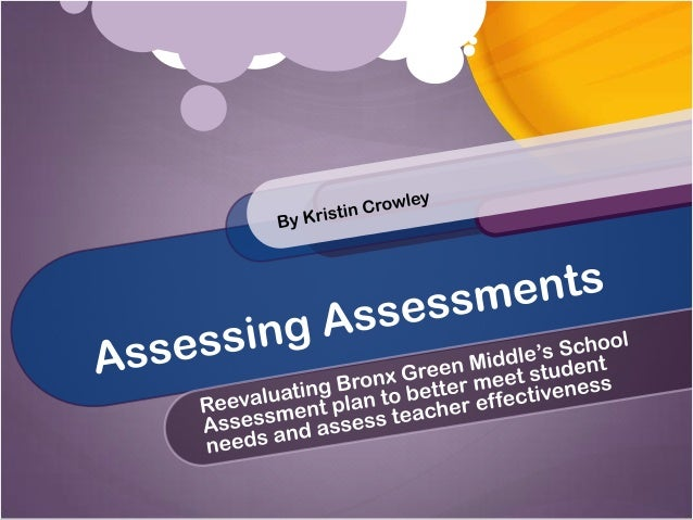 The plan-assess-adjust cycle According to the state of New York's School Quality Indicators the plan- assess-adjust cycle ...