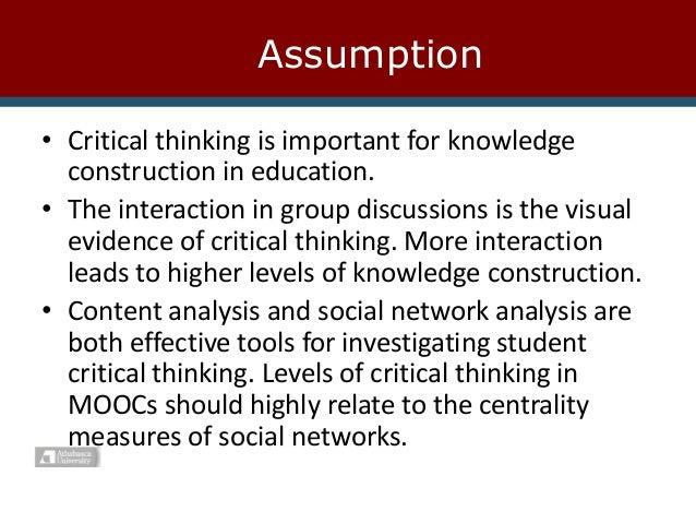 The   C     s  Critical Thinking         Techie Teachers      Tricks SlideShare