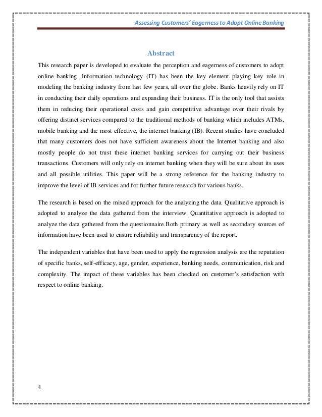 Essay on Internet Banking - Economics Discussion